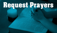 Request Prayers